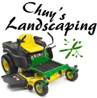Chuy's Landscaping logo